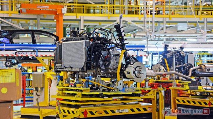 Мотор пока привозной, но с 2015 года его будут делать неподалеку в Елабуге