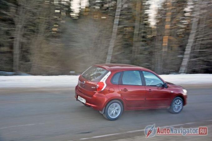 Это вторая модель, выпущенная на заводе в Тольятти под логотипом Datsun, сделанная, к слову, в Индии