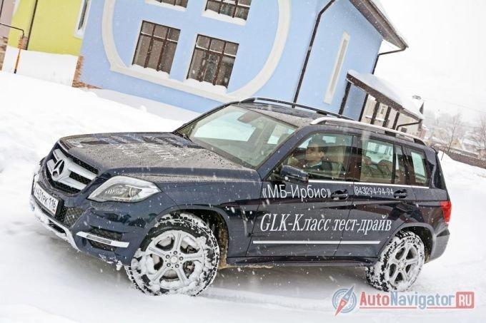 Среднеразмерному кроссоверу Mercedes-Benz GLK недавно исполнилось семь лет. Это, конечно, не 36, как G-классу, но все же