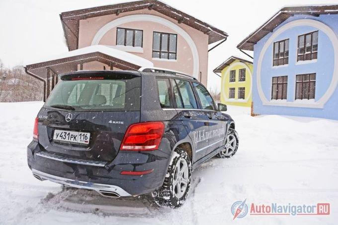 2. Ответ главному конкуренту – BMW X3 «мерседесовцы» подготовили к 2008-му