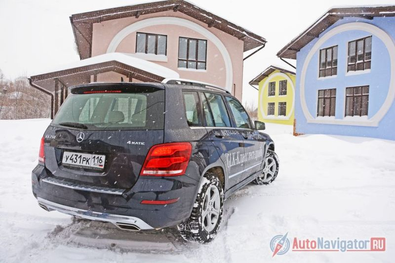 bmw x3 или мерседес glk для российских дорог