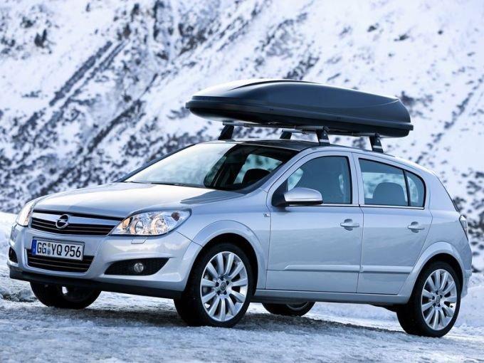 Opel Astra Familiy