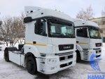 «КАМАЗ» приступил к выпуску тягача с автоматической КПП