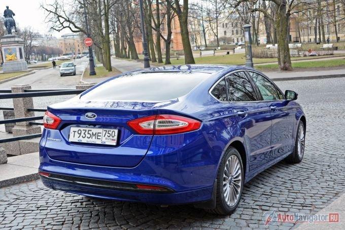 На российском заводе марки во Всеволожске будут выпускать только седан Mondeo. Спрос на другие модификации ограничен, поэтому изощряться с локализацией смысла нет