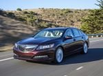 Гибридный седан Acura RLX Sport Hybrid SH-AWD поступает в продажу