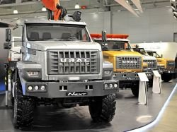 ГАЗ разработал линейку автомобилей нового поколения «Урал NEXT»
