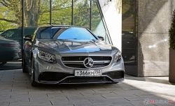 Mercedes-Benz S63 AMG Coupe 4Matic: Флагман, построенный ради водителя