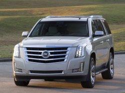 Cadillac Escalade IV: Махина