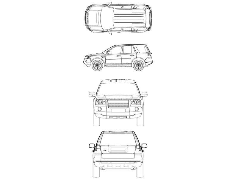 Обзоры б/у авто Land Rover Freelander (Лэнд Ровер
