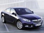 Opel Insignia: Мелочи первого поколения