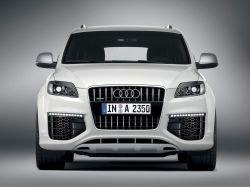 Audi Q7 (I-поколение, 2006-2015): Больших семь шапок из овцы не выкроишь никак!