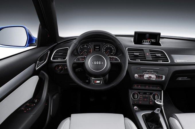 Audi Q3 2015: Аккуратный и грамотный рестайлинг