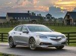 В США стартуют продажи Acura TLX 2016 модельного года