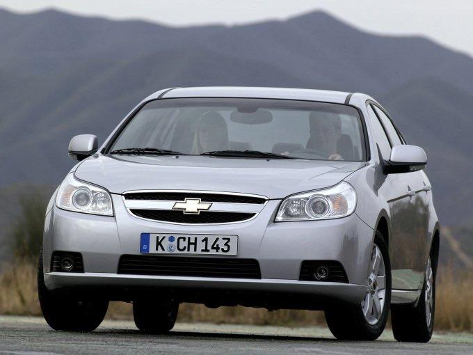Chevrolet Epica (2006-2010)