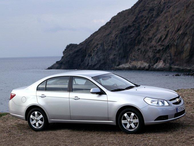 Epica - подходящий автомобиль для дальних поездок всей семьей