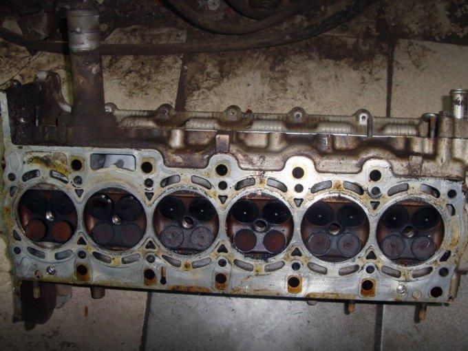 Chevrolet Epica любит качественный бензин. Излишки серы способны прикончить цилиндро-поршневую группу