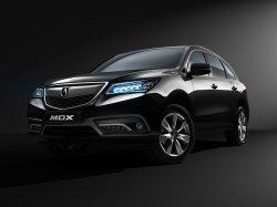 Acura MDX 2016 скоро появится в продаже в России