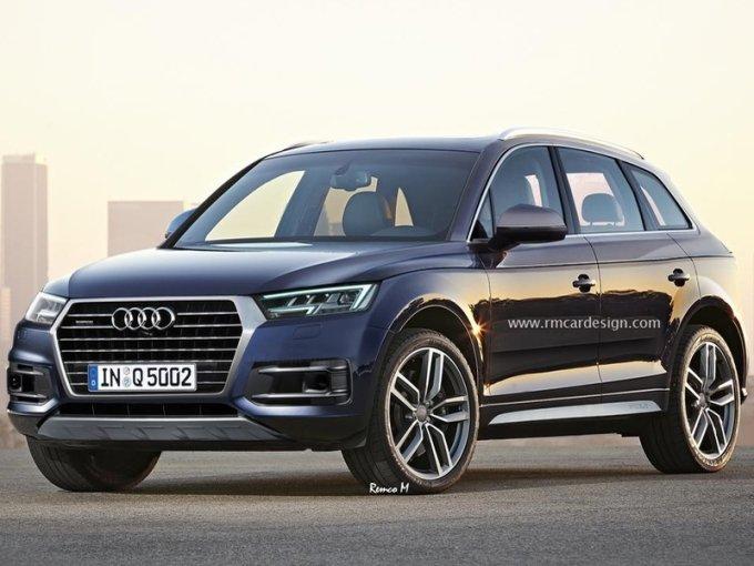 ... New — первые компьютерные изображения: www.autonavigator.ru/news/auto/Audi/Q5/28250.html