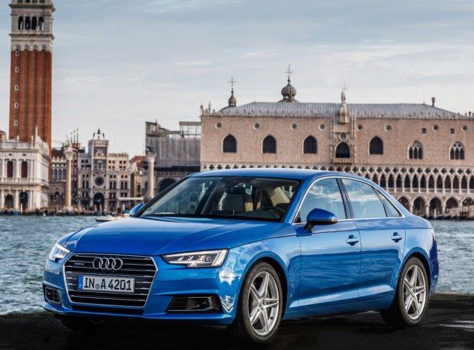 Новая Audi A4 - это яркий пример качественной эволюции