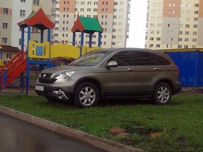 Всистеме платных парковок в столице произошел сбой