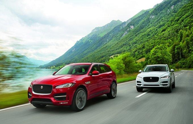 Модельная линейка машины будет включать в себя следующие версии: F-Pace Pure, F-Pace Prestige, F-Pace Portfolio, F-Pace R-Sport, F-Pace S и F-Pace First Edition