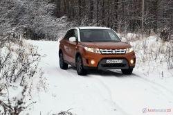 Suzuki Vitara: Неправильно названный