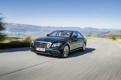 Mercedes-Benz E-Class (W213): Догоняя будущее
