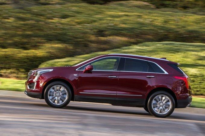 Кроссовер в полной мере отображает особую философию Cadillac на рынке премиальных автомобилей
