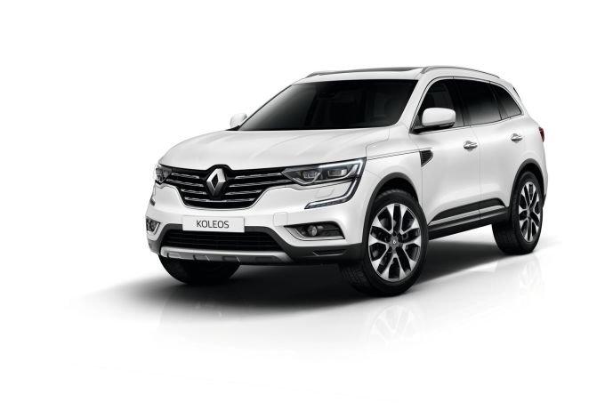 Новый Renault Koleos, представленный недавно в рамках Пекинского автошоу, французы осмелились окрестить первым премиальным кроссовером марки