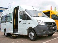 «Группа ГАЗ» представила новые модели микроавтобусов