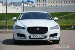 Jaguar XF 2.0 d: ����������� � ����� ������� �����������
