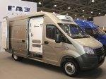 «Группа ГАЗ» представила новую спецтехнику на базе автомобилей «ГАЗель NEXT» и «ГАЗон NEXT»