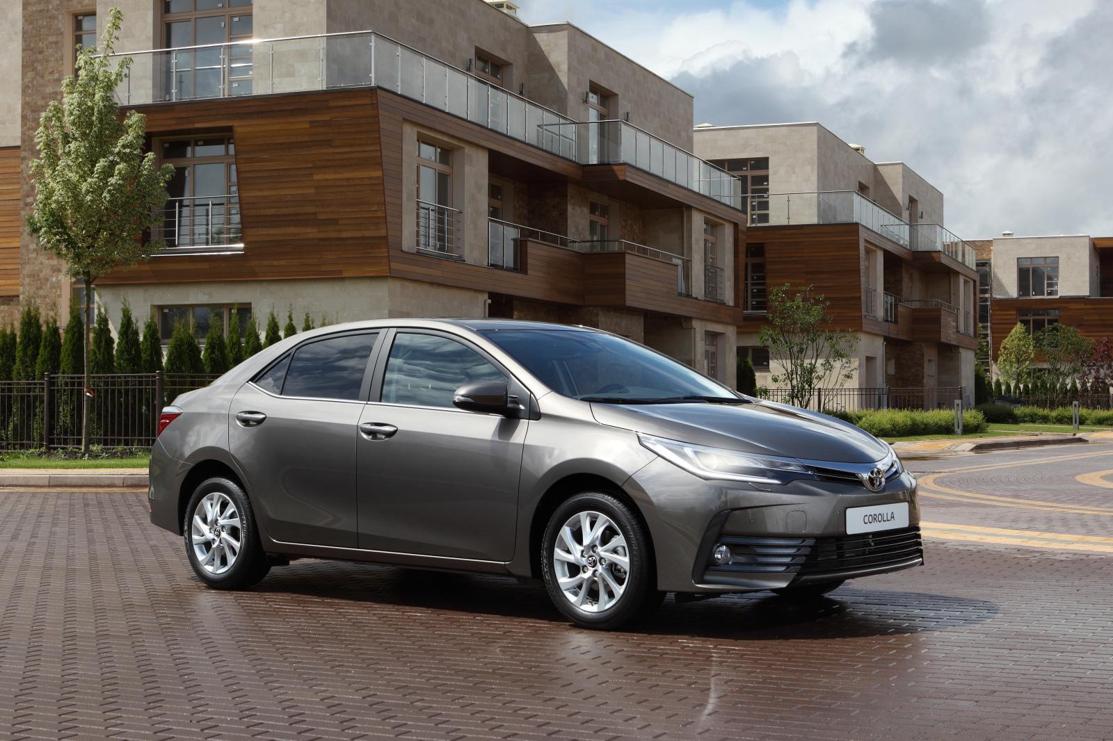 Toyota Corolla дважды в истории занесена в Книгу рекордов Гиннесса как самая продаваемая модель в мире