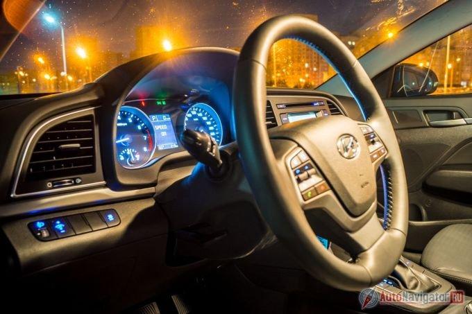 Hyundai Elantra VI