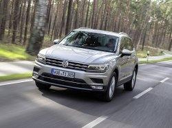 Volkswagen Tiguan II: ������������ �������