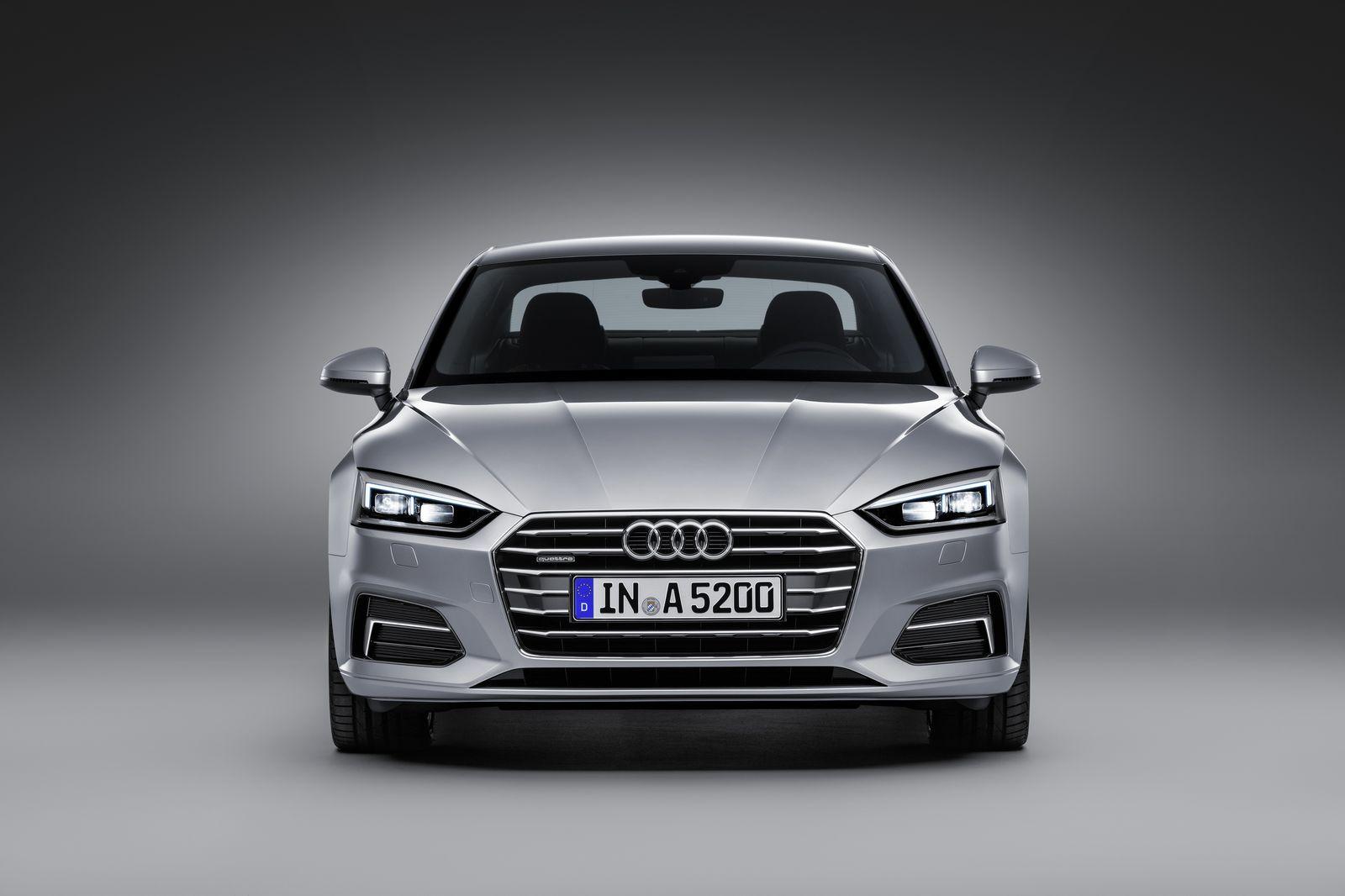 Audi A5 Coupe 2016: Атлетичная эволюция