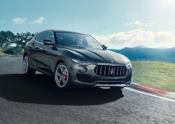 Maserati Levante: Достойный игрок
