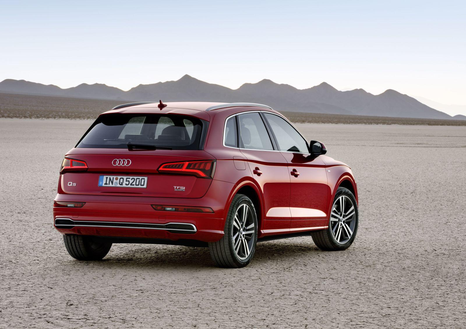 Audi Q5 II: Более технологичный
