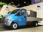 «Группа ГАЗ» представила новые автомобили, работающие на природном газе