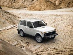 Внедорожник Lada 4х4 получил модернизированную подвеску