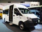 Представлены новые микроавтобусы «ГАЗель NEXT»