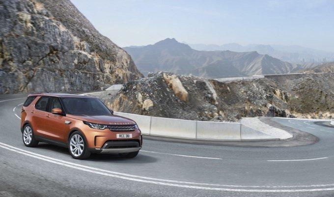 Парижский автосалон этого года оказался богат на новинки. Одна из них — новый Land Rover Discovery