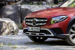 Mercedes-Benz E-Class All-Terrain: Дитя модных трендов