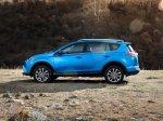 2016 Toyota RAV4 Prestige Safety: Штрихи к портрету