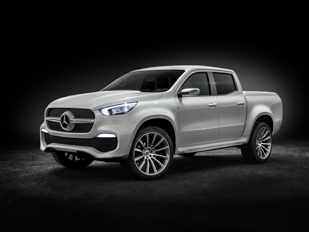Mercedes-Benz X-Class stylish explorer