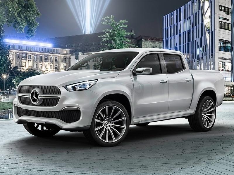 Сборка новейшего пикапа будет осуществляться совместно с альянсом Renault-Nissan