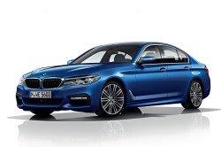 BMW 5 Series G30: С опорой на флагман