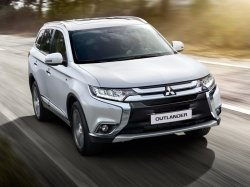 Кредит на покупку Mitsubishi Outlander для россиян стал доступнее
