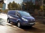 Озвучены российские цены на Ford Transit Custom и Tourneo Custom