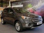 В России стартовало производство нового Ford Kuga